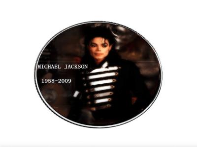 Moneda Coleccionista Alta Artesanía del ídolo del POP, Michael Jackson, Tamaño 40x3mm, Moneda Nº1