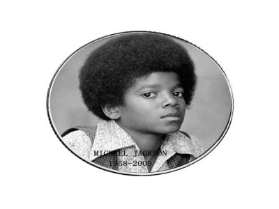 Moneda Coleccionista Alta Artesanía del ídolo del POP, Michael Jackson, Tamaño 40x3mm, Moneda Nº2
