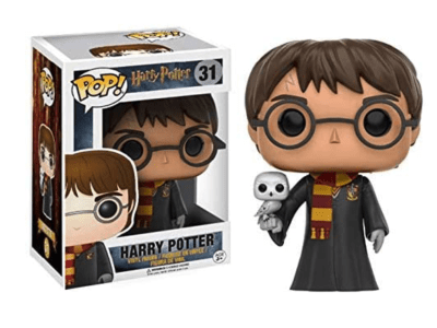 POP, Figura de Vinilo Coleccionable, Harry Potter, Nº31
