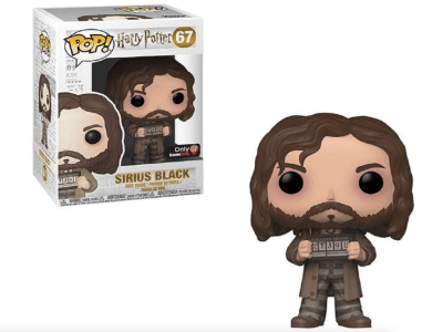 POP, Figura de Vinilo Coleccionable, Harry Potter, Sirius Black, Nº67