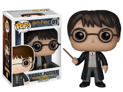 POP, Figura de Vinilo Coleccionable, Harry Potter, Nª1