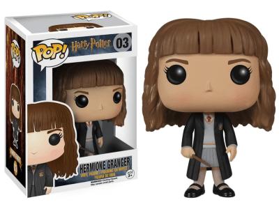 POP, Figura de Vinilo Coleccionable, Harry Potter, Hermione Granger, Nº02