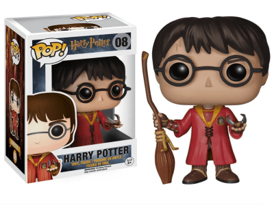 POP, Figura de Vinilo Coleccionable, Harry Potter, Nº08