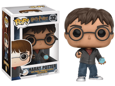 POP, Figura de Vinilo Coleccionable, Harry Potter, Nº32