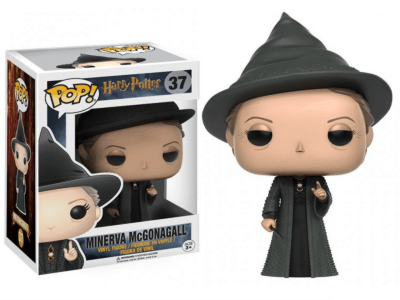 POP, Figura de Vinilo Coleccionable, Harry Potter, Minerva McGonagall, Nº37