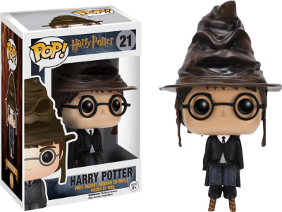 POP, Figura de Vinilo Coleccionable, Harry Potter, Nº21