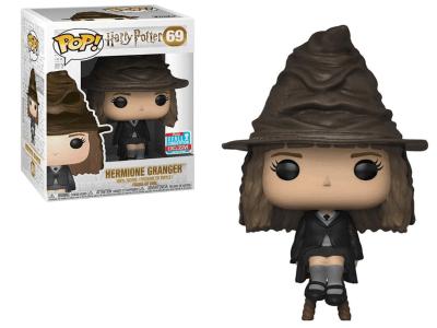POP, Figura de Vinilo Coleccionable, Harry Potter, Hermione Granger, Nº69