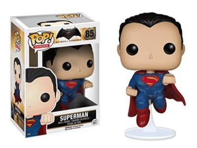 POP, Figura de Vinilo Coleccionable, Super Heroes DC, Superman, Nº85