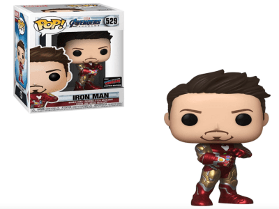 POP,Figura de Vinilo Coleccionable, Marvel, Iron Man, Nº529