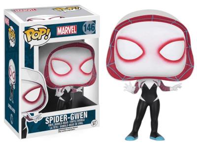 POP, Figura de Vinilo Coleccionable, Marvel, Spider-Giwen, Nº146