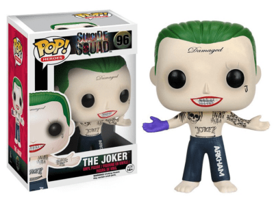 POP, Figura de Vinilo Coleccionable, Super Heroes DC, The Jocker, Nº96