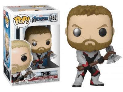 POP, Figura de Vinilo Coleccionable, Thor, Nº452