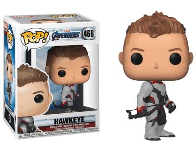 POP, Figura de Vinilo Coleccionable, Marvel, Hawkeye, Nº466