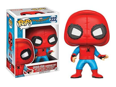 POP, Figura de Vinilo Coleccionable, Marvel, Spider-Man, Nº222