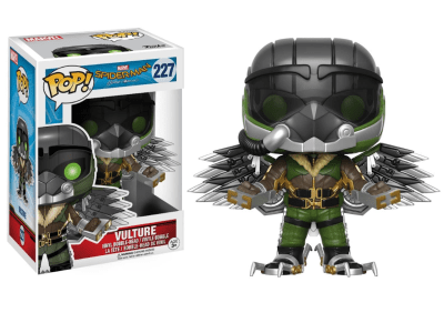 POP, Figura de Vinilo Coleccionable, Marvel, Vulture, Nº227