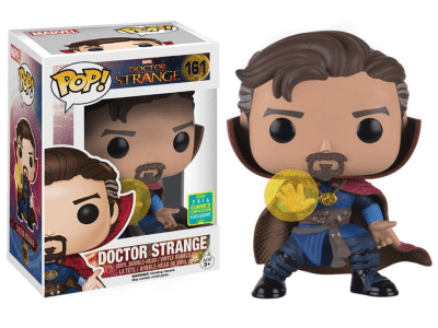 POP, Figura de Vinilo Coleccionable, Marvel, Doctor Strange, Nº161