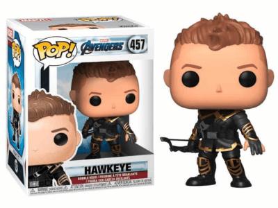 POP, Figura de Vinilo Coleccionable, Marvel, Hawkeye, Nº457