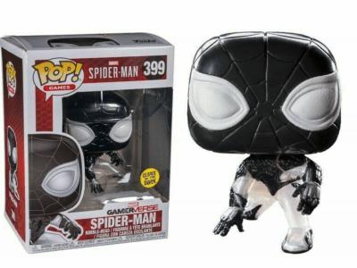 POP, Figura de Vinilo Coleccionable, Marvel, Spider-Man, Nº399