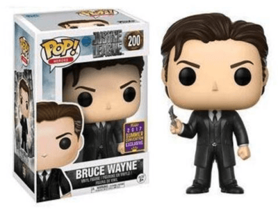 POP, Figura de Vinilo Coleccionable, DC, Bruce Wayne, Nº200