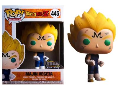 POP, Figura de Vinilo Coleccionable, Dragon Ball, Majin Vegeta, Nº445