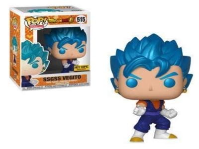 POP, Figura de Vinilo Coleccionable, Dragon Ball, Ssgss Vegito, Nº515
