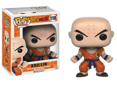 POP, Figura de Vinilo Coleccionable, Dragon Ball, Krillin, Nº110