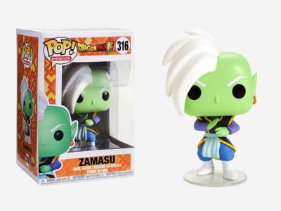POP, Figura de Vinilo Coleccionable, Dragon Ball, Zamasu, Nº316