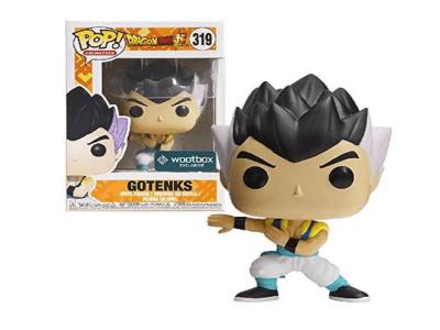 POP, Figura de Vinilo Coleccionable, Dragon Ball, Gotenks, Nº319