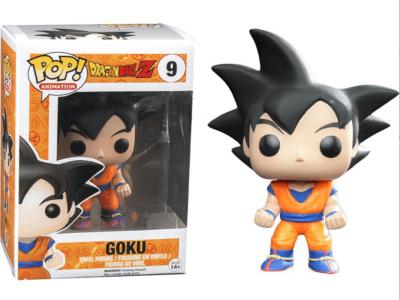 POP, Figura de Vinilo Coleccionable, Dragon Ball, Goku, Nº9