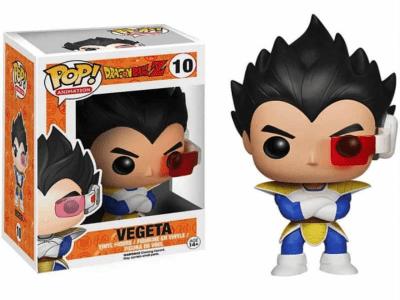 POP, Figura de Vinilo Coleccionable, Dragon Ball, Vegeta, Nº10