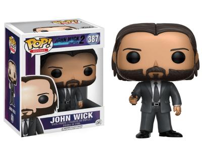 POP, Figura de Vinilo Coleccionable, John Wick 2, John Wick, Nº387