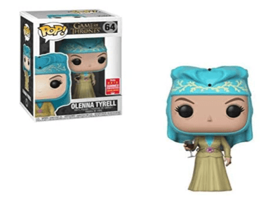 POP, Figura de Vinilo Coleccionable, Game of Thrones, Olenna Tyrell, Nº64