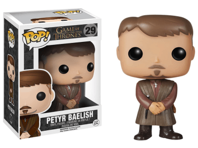 POP, Figura de Vinilo Coleccionable, Game of Thrones, Petyr Baelish, Nº29