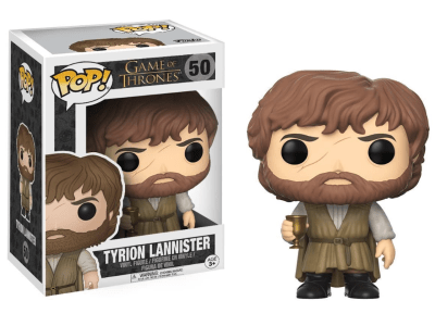 POP, Figura de Vinilo Coleccionable, Game of Thrones, Tyrion Lannister, N50