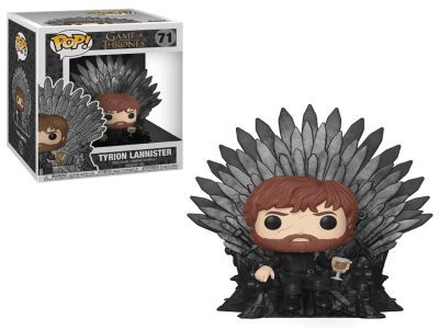 POP, Figura de Vinilo Coleccionable, Game of Thrones, Tyron Lannister (Big), Nº71