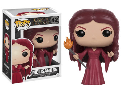 POP, Figura de Vinilo Coleccionable, Game of Thrones, Melisandre, Nº42