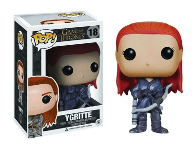 POP, Figura de Vinilo Coleccionable, Game of Thrones, Ygritte, Nº18