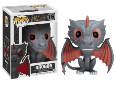 POP, Figura de Vinilo Coleccionable, Game of Thrones, Drogon, Nº16