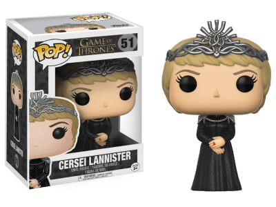 POP, Figura de Vinilo Coleccionable, Game of Thrones, Cersei Lannister, Nº51
