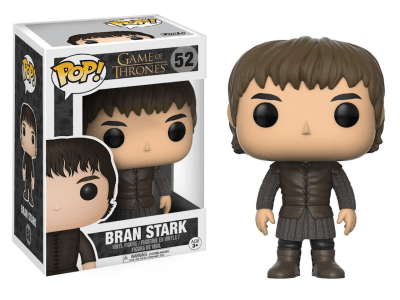 POP, Figura de Vinilo Coleccionable, Game of Thrones, Bran Stark, Nº52