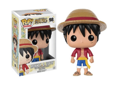 POP, Figura de Vinilo Coleccionable, One Piece, Monkey, D. Luffy, Nº98