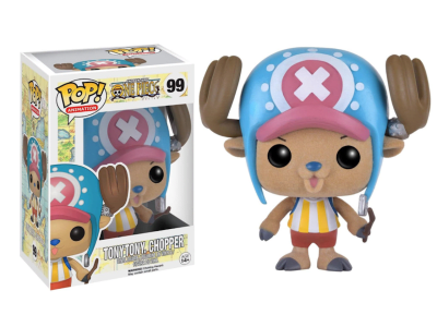 POP, Figura de Vinilo Coleccionable, One Piece, Tonytony. Chopper, Nº99