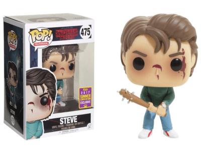 POP, Figura de Vinilo Coleccionable, Stranger Things, Steve, Nº475