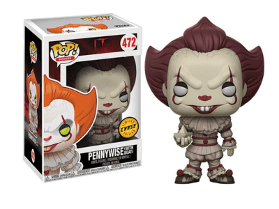 POP, Figura de Vinilo Coleccionable, IT, Pennywise (With Boat) Special, Nº472