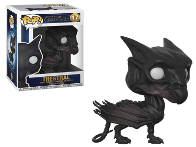 POP, Figura de Vinilo Coleccionable, Fantasic Beasts, Thestral, Nº17