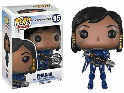POP, Figura de Vinilo Coleccionable, Overwatch, Pharah, Nº95