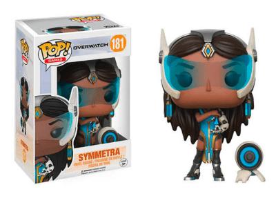 POP, Figura de Vinilo Coleccionable, Overwatch, Symmetra, Nº181