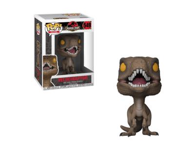POP, Figura de Vinilo Coleccionable, Jurassic Park, Velociraptor, Nº549