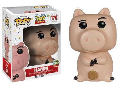 POP, Figura de Vinilo Coleccionable, Toy Story, Hamn, Nº170