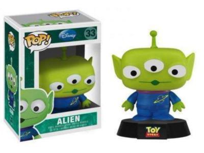 POP, Figura de Vinilo Coleccionable, Toy Story, Alien, Nº33